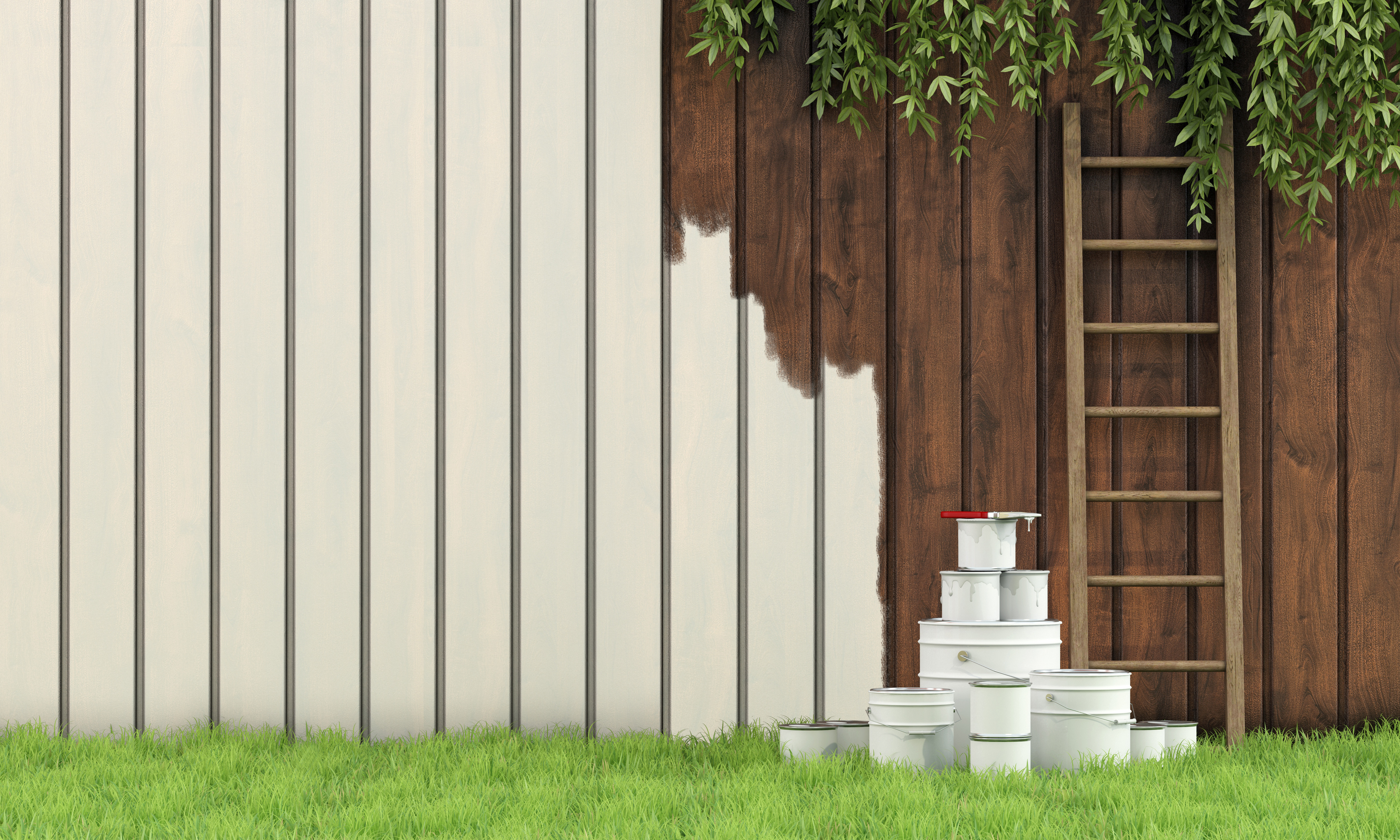 Painting Contractors Toronto Fence Painting 647 558 1615